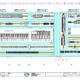CAD Schaltschrankaufbau innen